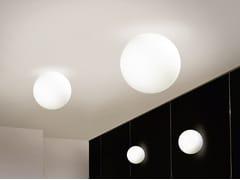 Plafoniera a luce diretta in polietileneOH!_S - LINEA LIGHT GROUP