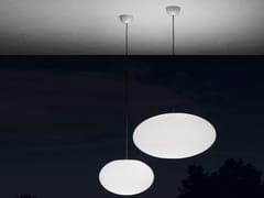 Lampada a sospensione per esterno a LED in polietileneOH! SMASH_P65 - LINEA LIGHT GROUP