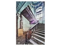Stampa fotografica su vetroOLD STAIRCASE CORNER - KARE-DESIGN