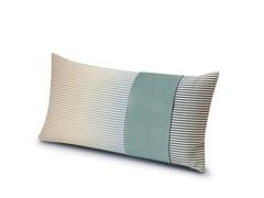 Cuscino rettangolare in tessuto OLEG | Cuscino rettangolare - Copper Geranium