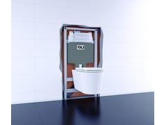 Cassetta di scarico da incassoOLI74 PLUS SANITARBLOCK - OLI