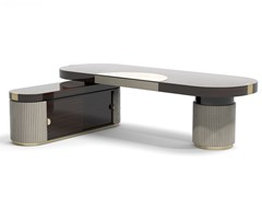 Scrivania ad angolo in legnoOLIMPIA XL - CAPITAL COLLECTION IS A BRAND OF ATMOSPHERA