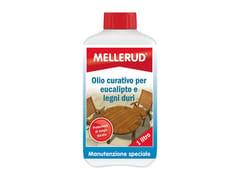 Olio curativo per legno duroOLIO CURATIVO PER EUCALIPTO E LEGNO DURO - ORVITAL