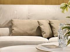 Cuscino in nabuk per divaniOLIVER | Cuscino in nabuk - A.R. ARREDAMENTI