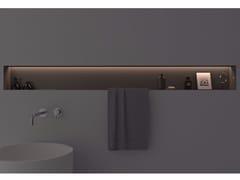 Antonio Lupi Design, OMBRA Mensola da incasso a parete