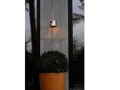 Applique a luce diretta e indiretta in alluminio anodizzatoOMEGA 2 - BEL-LIGHTING