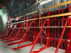 Sistema per muratura portante in cls gettato in operaControterra OMNI - CONDOR