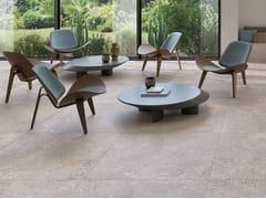 Pavimento/rivestimento rettificato in gres porcellanato effetto pietraOMNIA BLEU DE VIX - CERAMICHE KEOPE