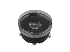 Proiettore per esterno a LED a pavimento in alluminioOMNIA V 3 - NEXO LUCE