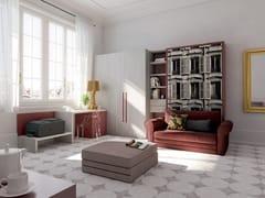 Armadio letto in legnoON-OFF CONFIGURAZIONE 274 - TUMIDEI