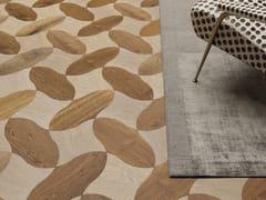 Parquet 2 strati spazzolato in legnoONDA - ALMA BY GIORIO