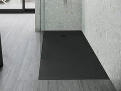 Piatto doccia rettangolare ultrapiattoONE - ABSARA INDUSTRIAL