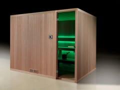 Sauna finlandese professionale prefabbricataONE PRO - CARMENTA