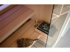 Sauna con cromoterapiaONE S - EFFE PERFECT WELLNESS
