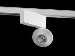 Illuminazione a binario a LED in alluminio verniciato a polvere ONIS BAR - Onis