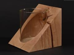 Contenitore in legno e vetroONTTO #01 - MASSIV FOREST PRODUCTS