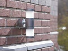 Lampada da parete per esterno in metalloONYX K - BEL-LIGHTING