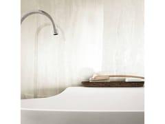 Pavimento/rivestimento in gres porcellanato effetto marmoONYX OF CERIM   White - CERIM FLORIM SPA