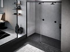 NOVELLINI, OPERA 2PH Box doccia a nicchia con porta scorrevole