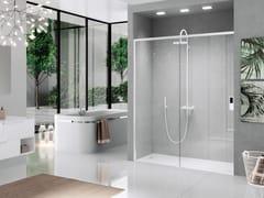 Box doccia a nicchia con porta scorrevoleOPERA | 2PH - NOVELLINI