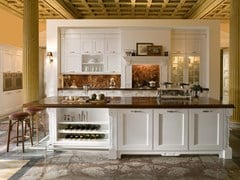 Cucina con isolaOPERA   Cucina con isola - ASTER CUCINE S.P.A.