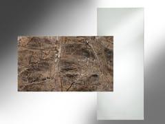 Specchio rettangolare in marmo da pareteOPERA - PASUT DESIGN