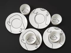 Tazza in porcellana con piattinoOPINION | Tazza con piattino - EXTRANORM