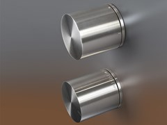 Rubinetto per doccia in acciaio inox con deviatore OPS 50 - OPUS