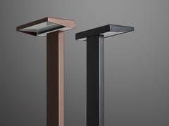 Paletto luminoso a LED in alluminio verniciato a polvereOPTI-POLE - LINEA LIGHT GROUP
