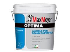 Lavabile per grandi superficiOPTIMA A+ - MAXMEYER