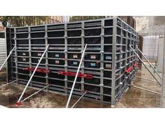 Sistema di casseratura per parete portanteOPTIMO - CONDOR