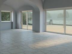 Naturalmente Puglia, OPUS INCERTO ANTICATO Pavimento/rivestimento in pietra naturale per interni ed esterni
