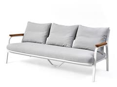 Kun Design, ORACLE | Divano da giardino a 3 posti  Divano da giardino a 3 posti