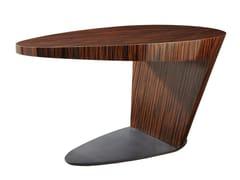 Scrivania in legno massello orbit scrivania douglas design studio