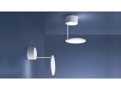 Lampada da soffitto a LED in alluminio pressofusoORBITER | Lampada da soffitto - ARTEMIDE