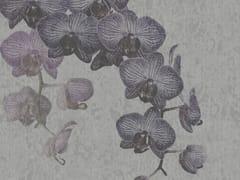 Carta da parati con motivi florealiORCHIDALES - TECNOGRAFICA