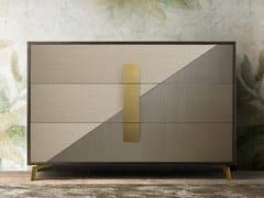 Cassettiera in legnoMORFEO | Cassettiera - LINEA & CASA +39