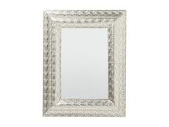 Specchio rettangolare da parete con cornice ORIENT 90 x 70 -