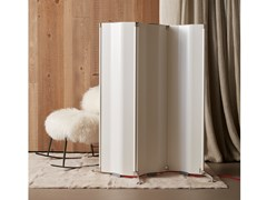 Radiatore a pavimento in alluminioORIGAMI | Termoarredo a pavimento - TUBES RADIATORI