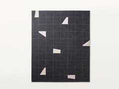 Tappeto in feltro a motivi geometriciORIGAMI - PAOLA LENTI