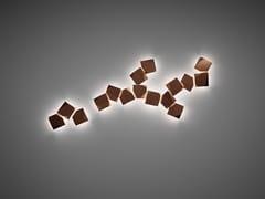 Applique in policarbonatoORIGAMI | Lampada da parete - VIBIA