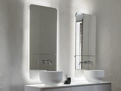 Specchio a parete con contenitore per bagno ORIGIN | Specchio a parete - Origin