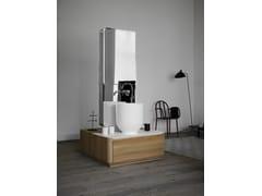 Specchio con contenitore per bagno ORIGIN | Specchio per bagno - Origin
