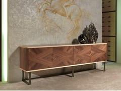 Madia in legno con ante a battente con cassettiORIGINAL LIFESTYLE | Madia - CARPANELLI