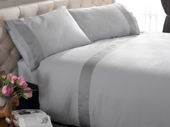 Lenzuola in Coolmax® con motivi florealiORIGINE - MAGNIFLEX BY ALESSANDERX