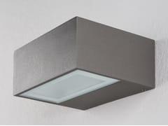 Lampada da parete a LED in alluminio pressofusoORION H - PERFORMANCE IN LIGHTING