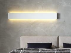 Lampada da parete a luce direttaORIZZONTE - CHAARME LETTI