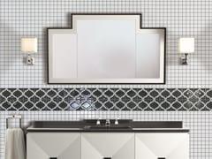 Mosaico in poliuretano per interni ed esterniORNAMENT OCCITAN - MYMOSAIC