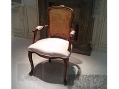 Sedia in legno massello con braccioliMARA | Sedia con braccioli - ARVESTYLE