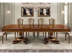 Tavolo rettangolare in legnoORPHEO MAGGIOLINI | Tavolo rettangolare - ARVESTYLE